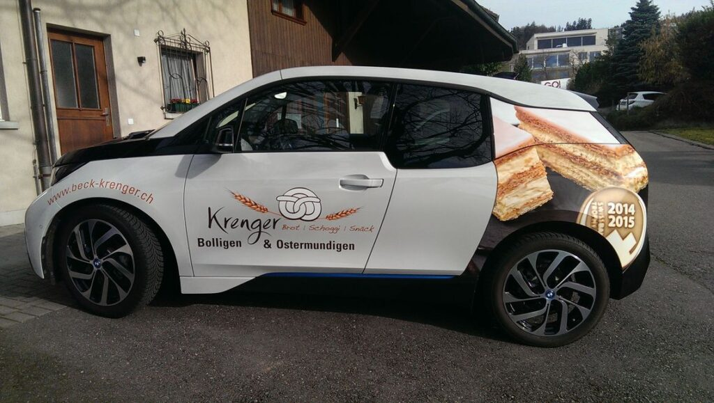 BMW i3 links